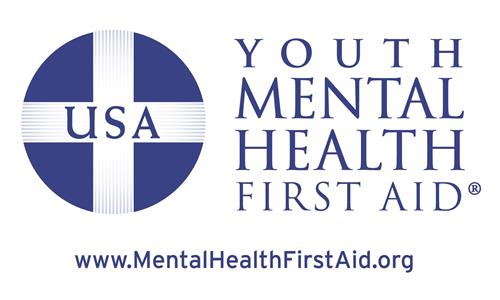 Youth Mental Health First Aid logo